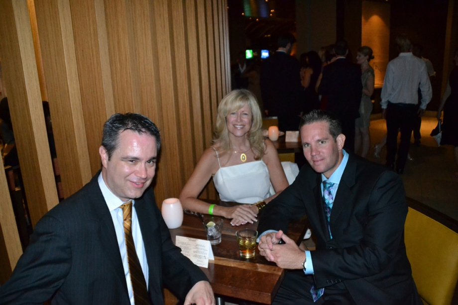 Stay Classy After Party_Peter Panepento-Chronicle of Philanthropy_Roseann Higgins_Andrew Serafini-Innovation Economy Konnect
