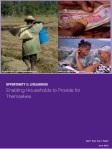 Haiti: Livelihoods