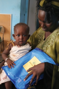 Image by Bonnie Gillespie via VOICES for a Malaria-Free Future
